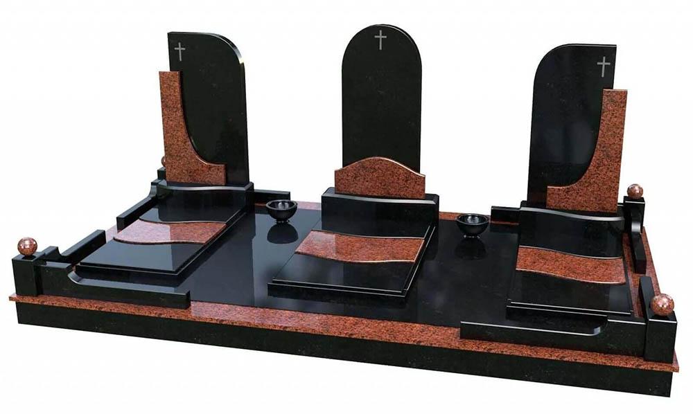 Плиты надгробные из гранита
