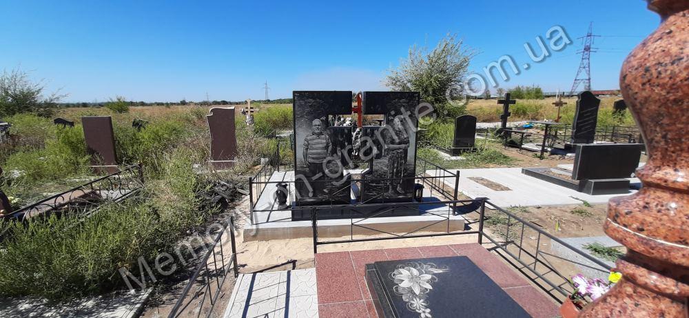 Фото на памятник в Запорожье